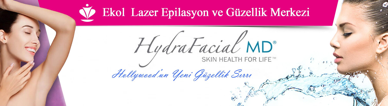 Ekol Guzellik Cilt Bakımı ve HydraFacial